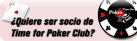 Time for Poker Club